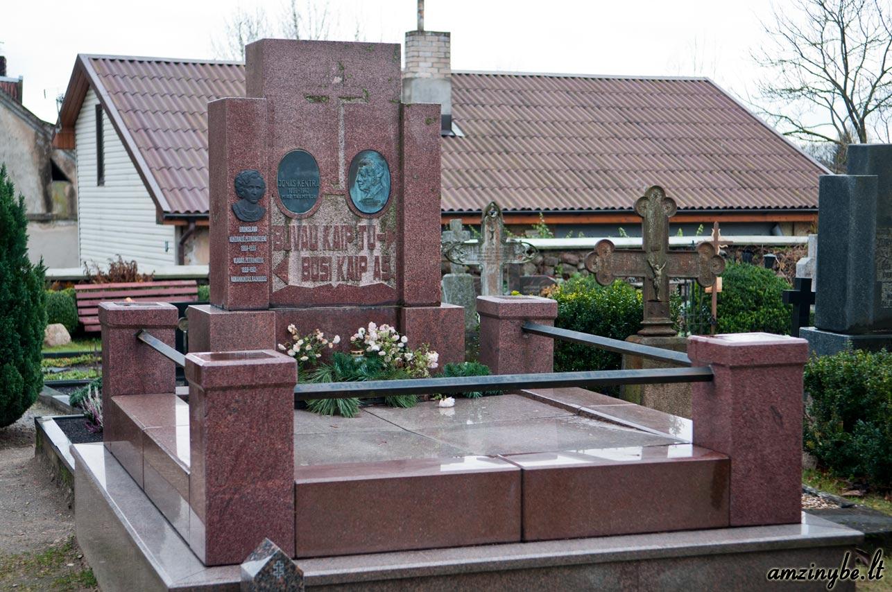 Kretingos senosios kapinės - 013
