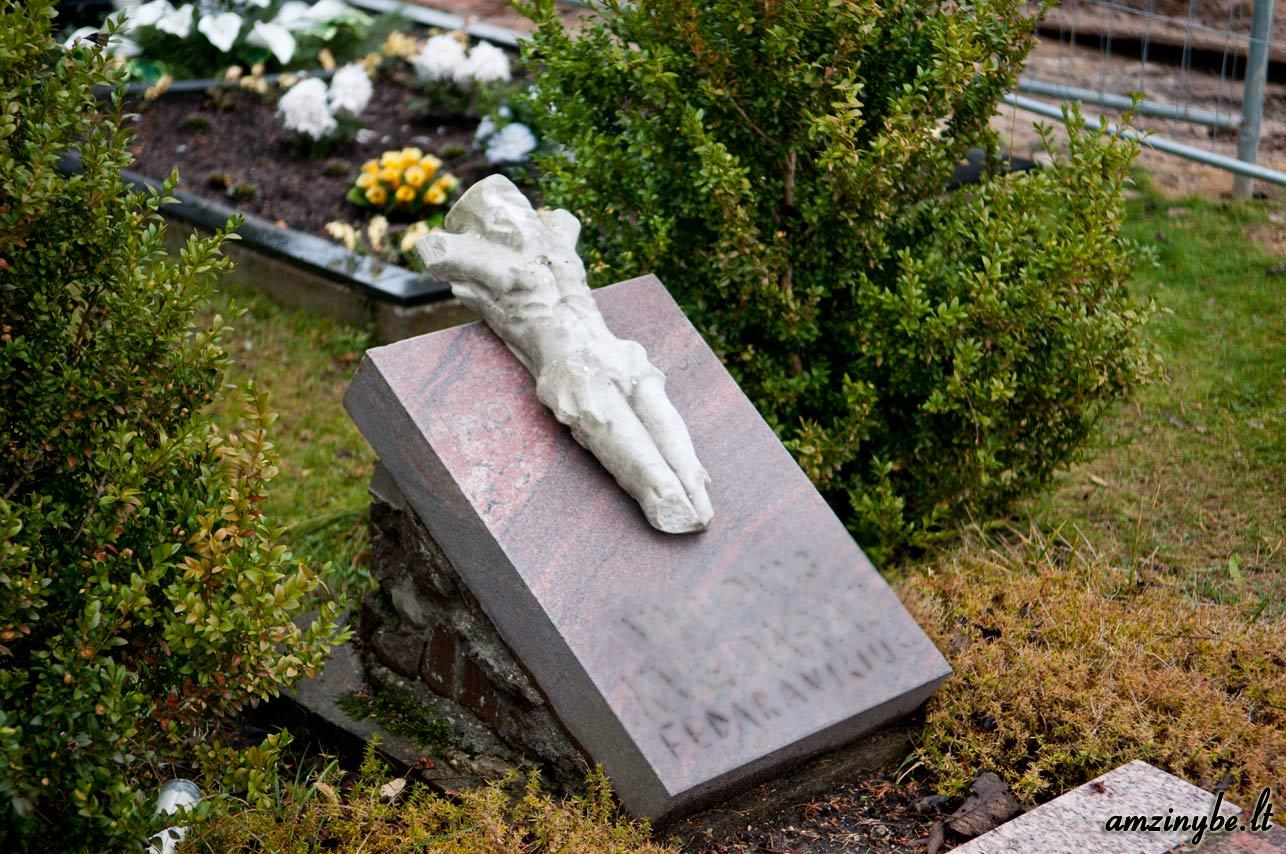 Kretingos senosios kapinės - 015