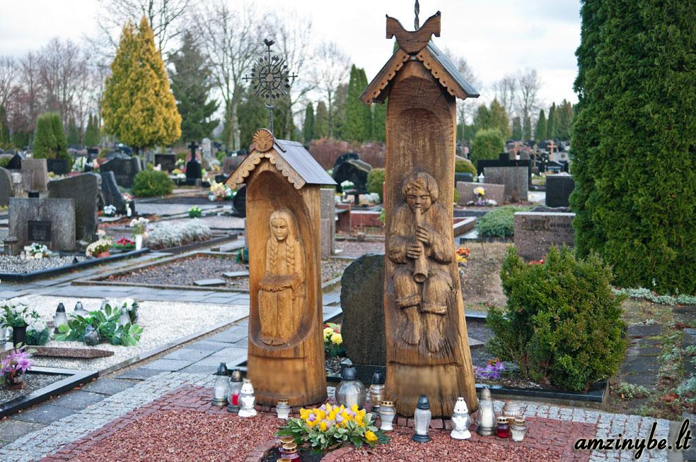 Lėbartų kapinės 009