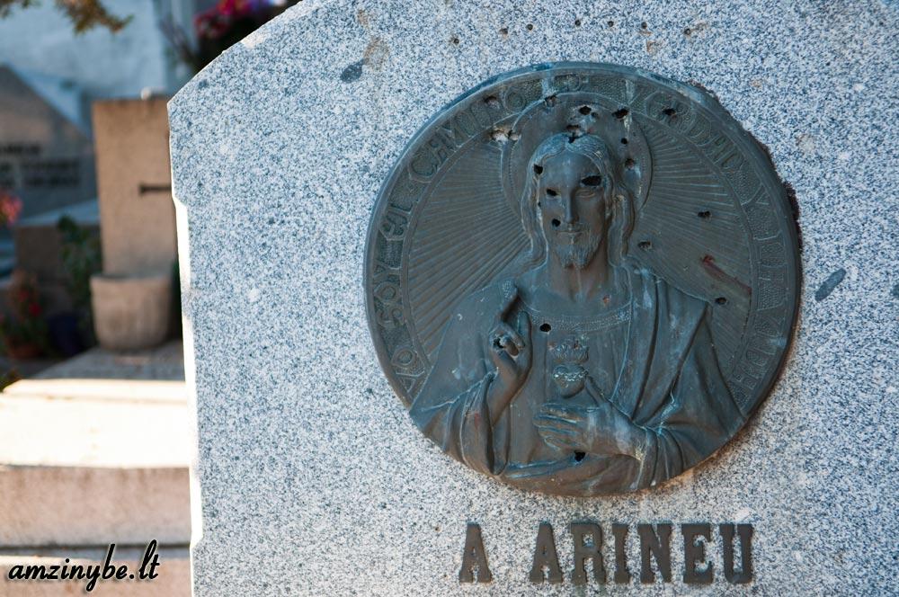 Aravaca senosios kapinės, Madridas, Ispanija - 008