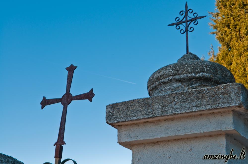Aravaca senosios kapinės, Madridas, Ispanija - 016