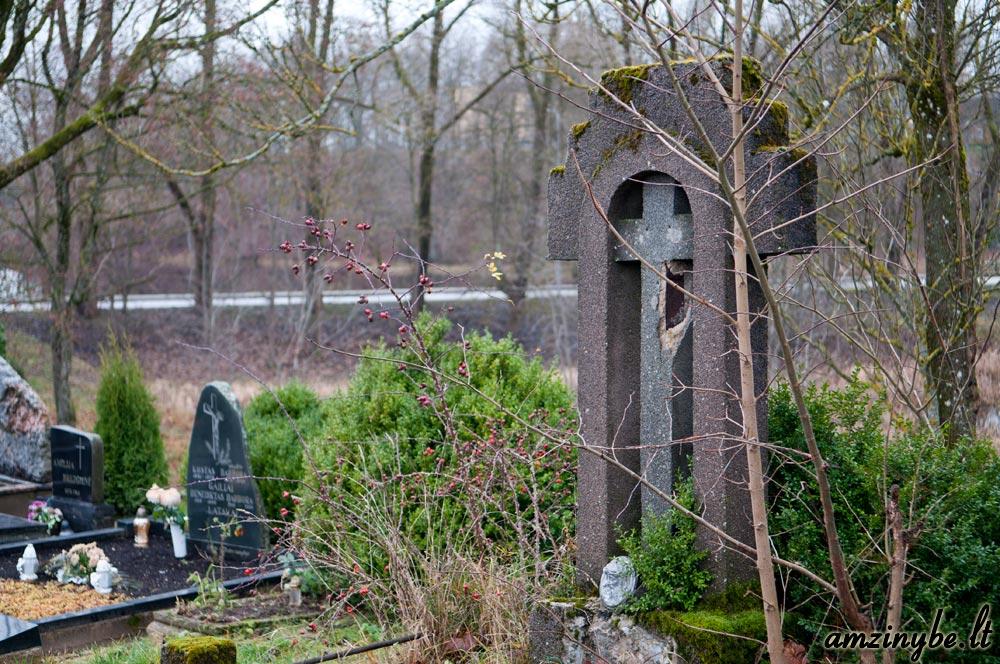 Plungės senosios kapinės - 007