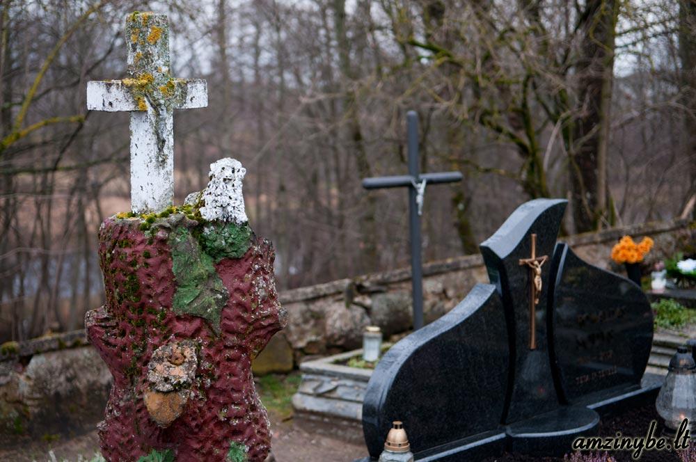 Plungės senosios kapinės - 009