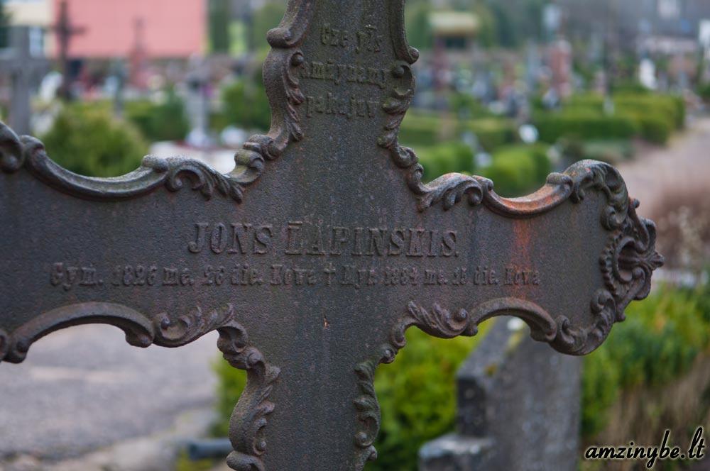 Plungės senosios kapinės - 010