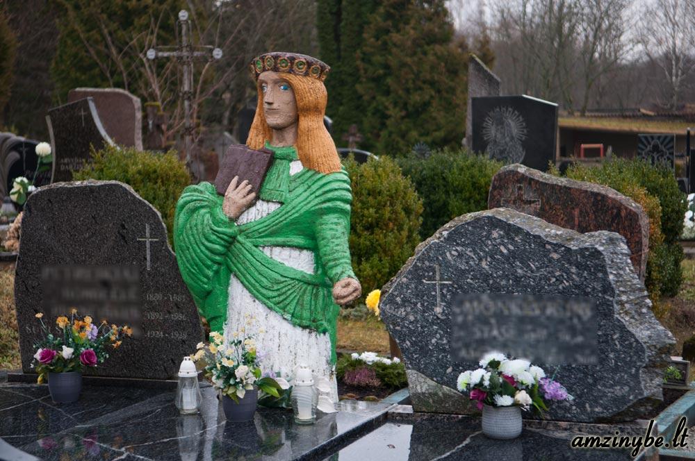 Plungės senosios kapinės - 016