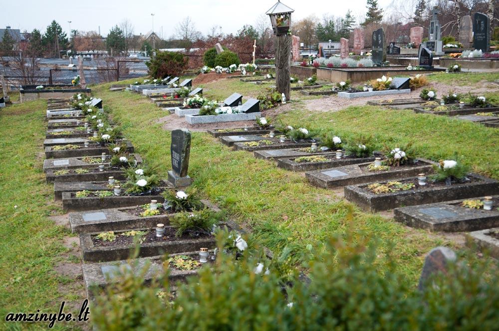 Plungės kapinės - 003