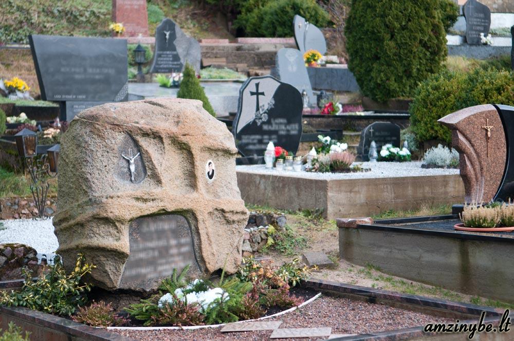 Plungės kapinės - 008