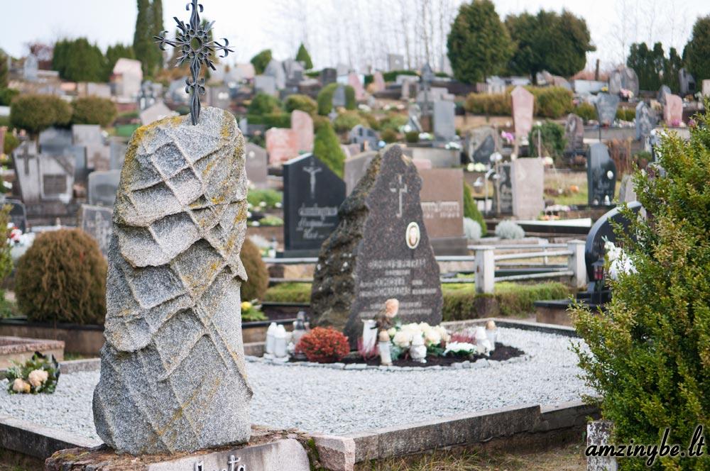 Plungės kapinės - 009