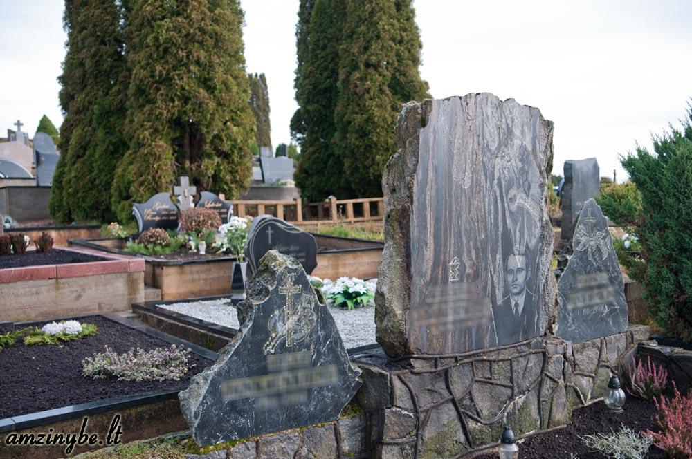 Plungės kapinės - 012
