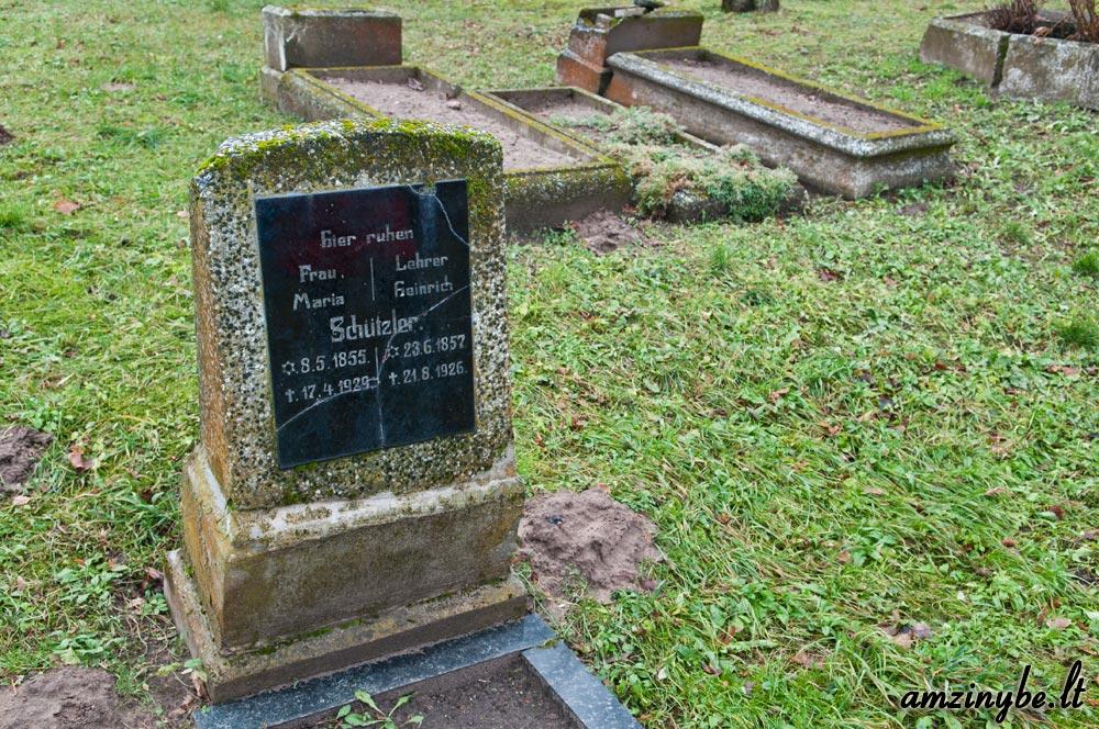 Priekulės senosios kapinės - 003