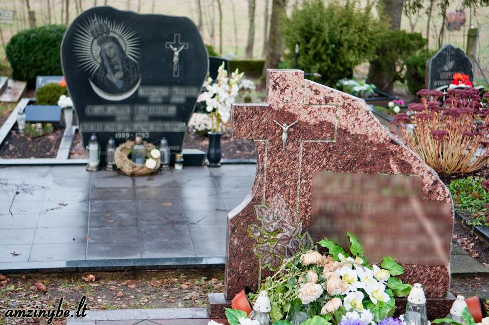 Priekulės kapinės, senoji dalis - 007
