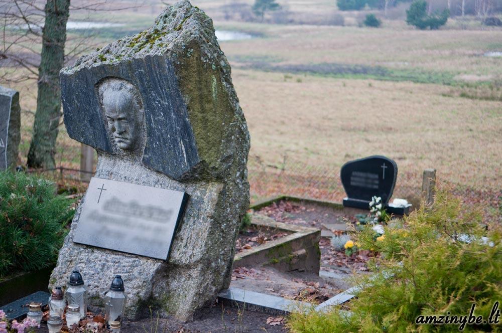 Priekulės kapinės, senoji dalis - 008