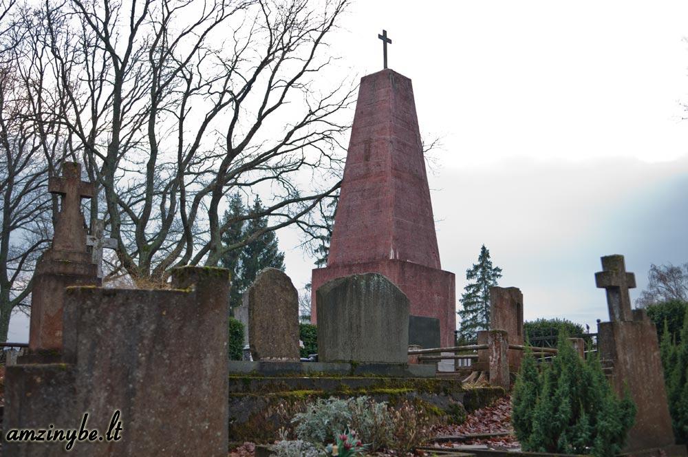 Priekulės kapinės, senoji dalis - 009