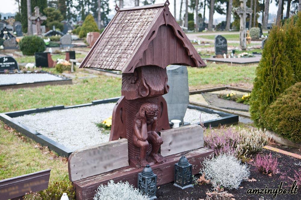 Priekulės kapinės, naujoji dalis - 015