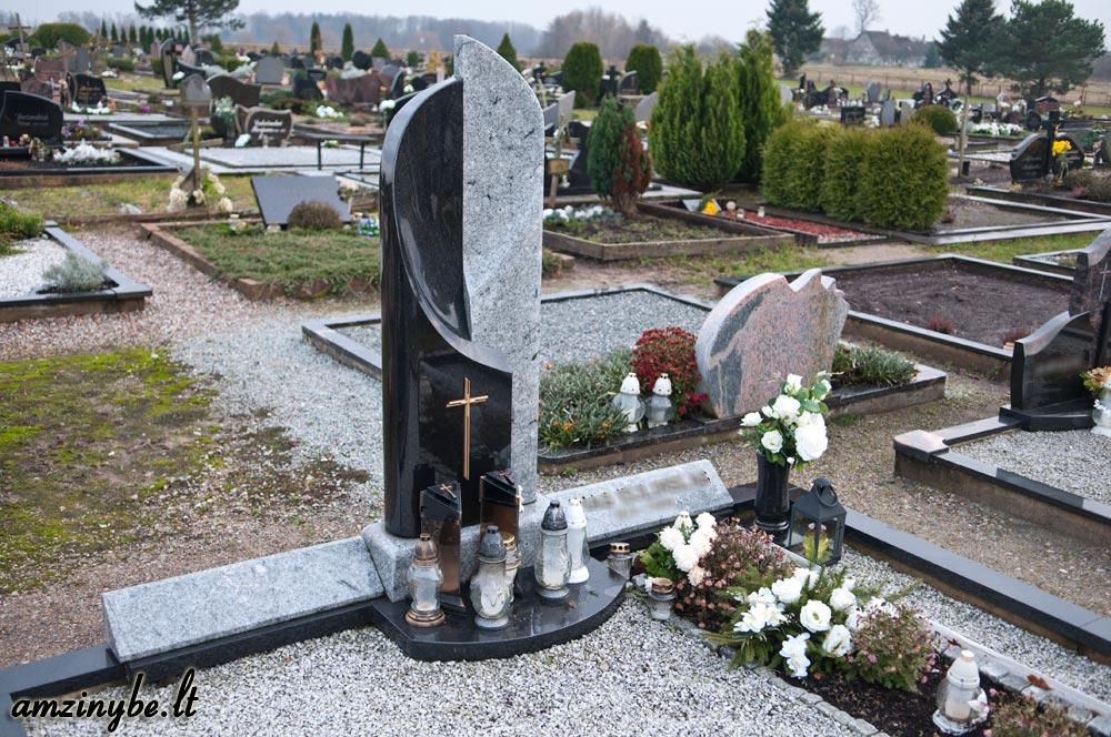 Priekulės kapinės, naujoji dalis - 016