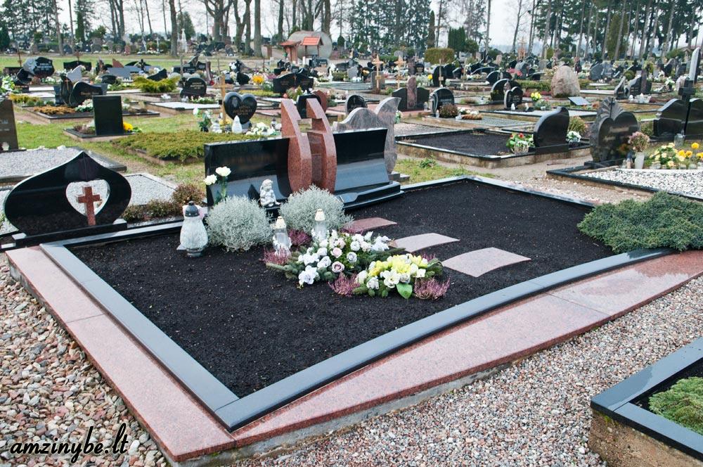 Priekulės kapinės, naujoji dalis - 017