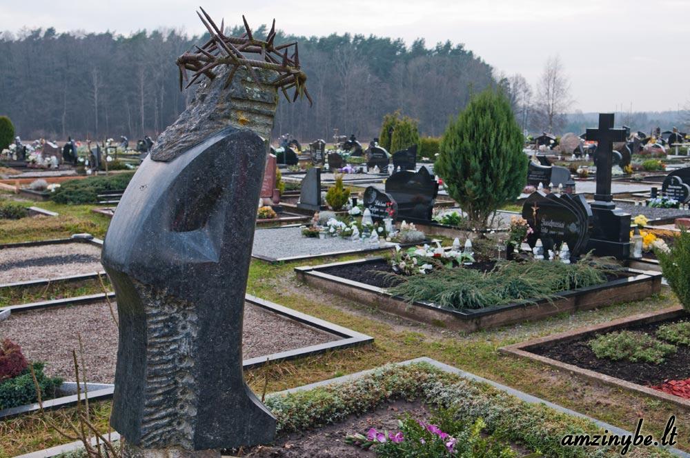 Priekulės kapinės, naujoji dalis - 018
