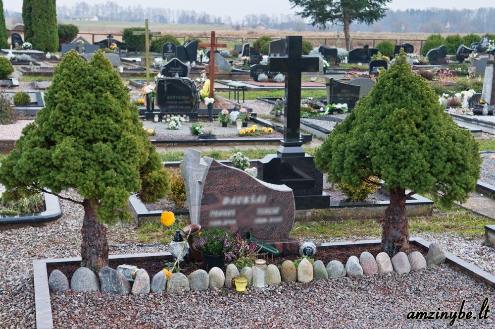 Priekulės kapinės, naujoji dalis - 019