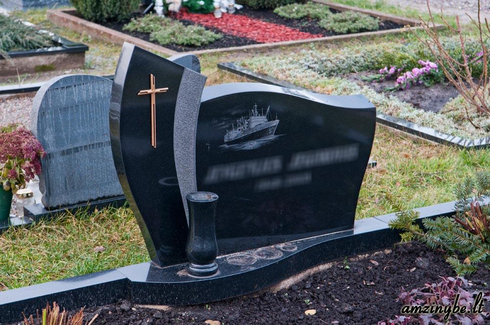 Priekulės kapinės, naujoji dalis - 020