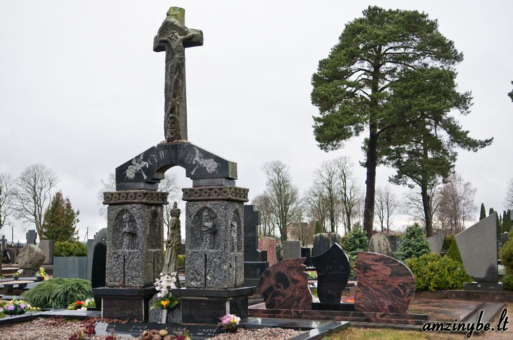 Salantų kapinės 002