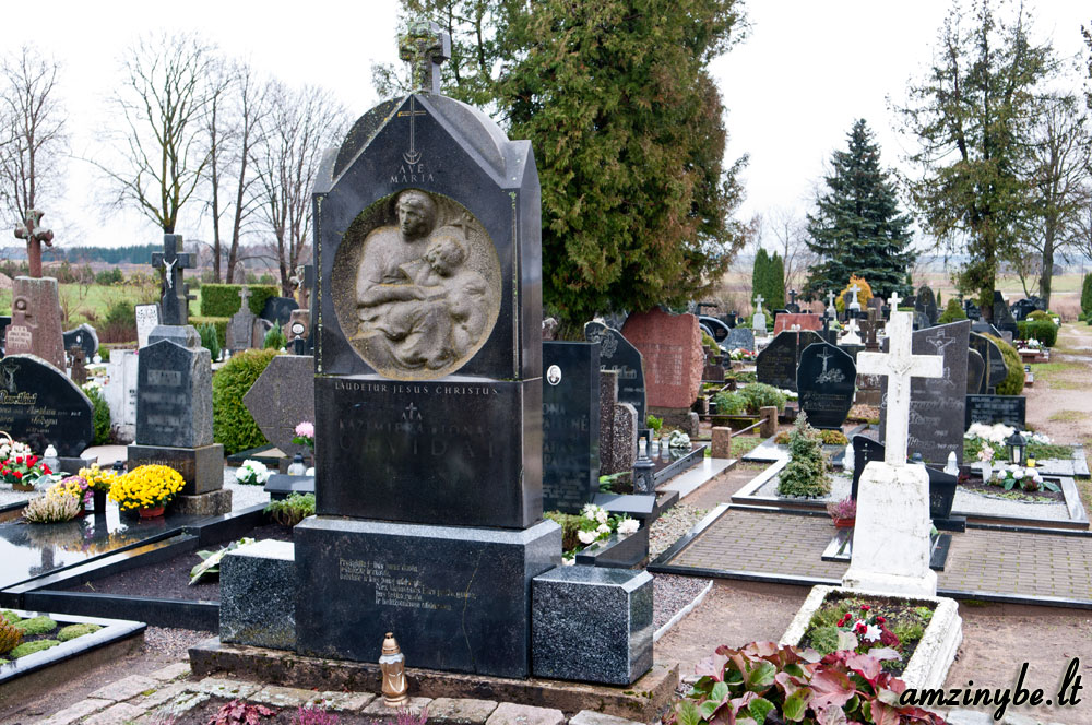 Salantų kapinės 004
