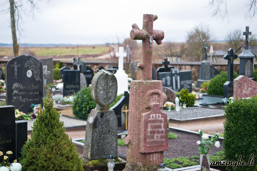 Salantų kapinės 007