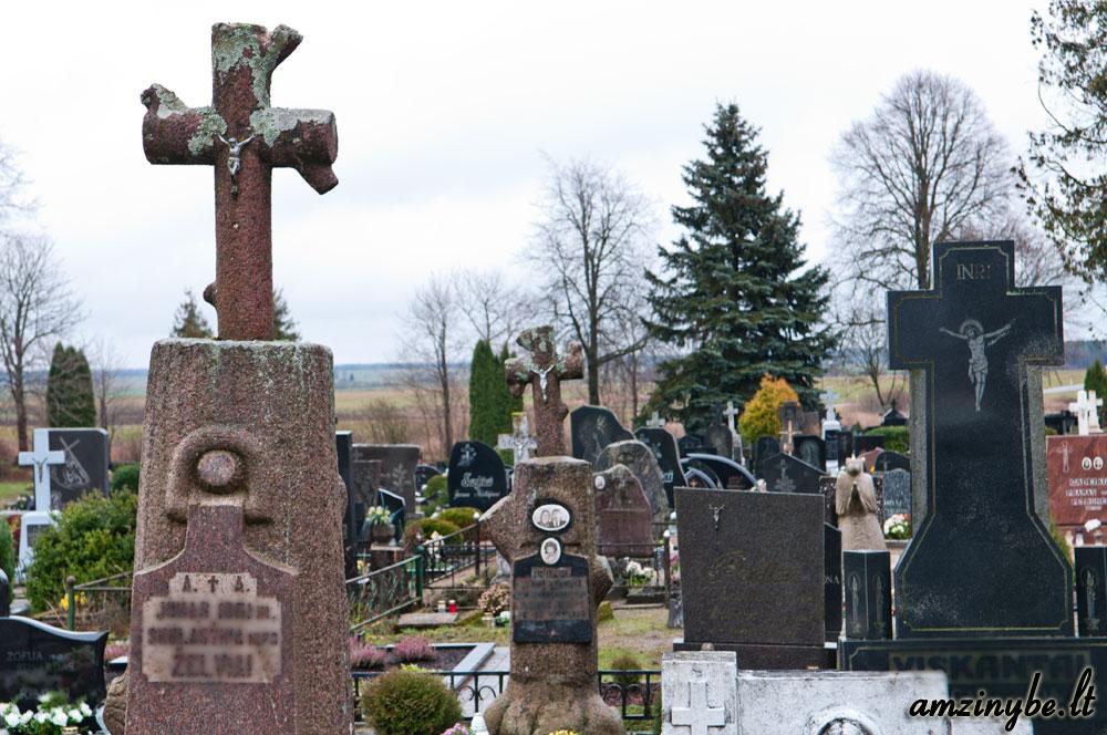 Salantų kapinės 010