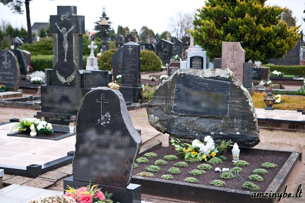 Salantų kapinės 012