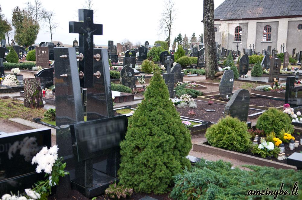 Salantų kapinės 013