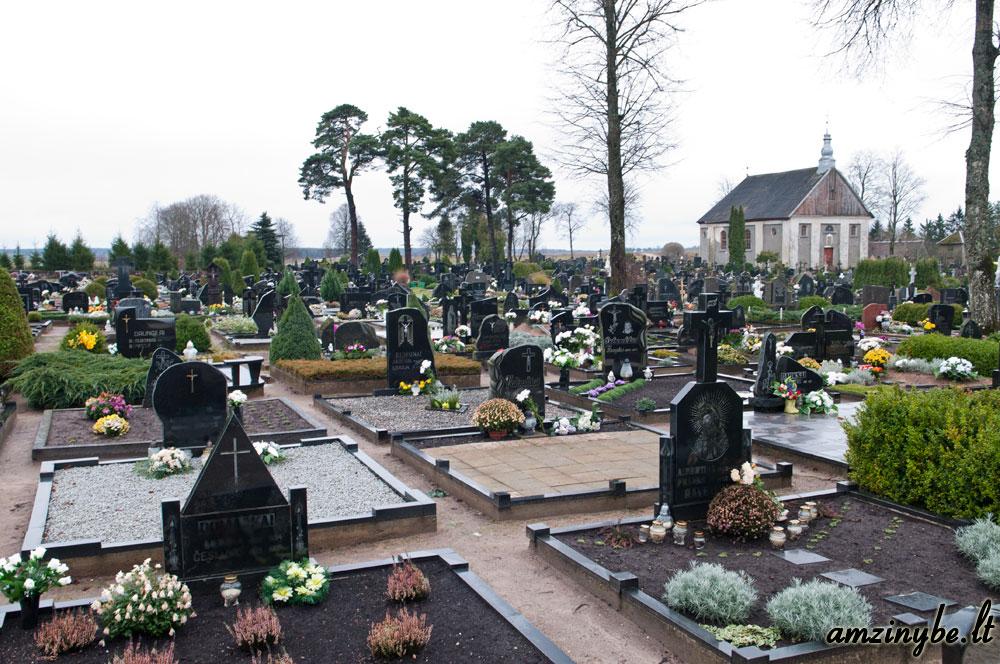 Salantų kapinės 014