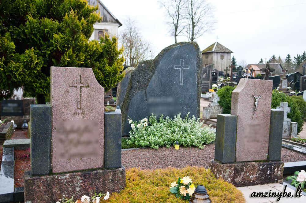 Salantų kapinės 015