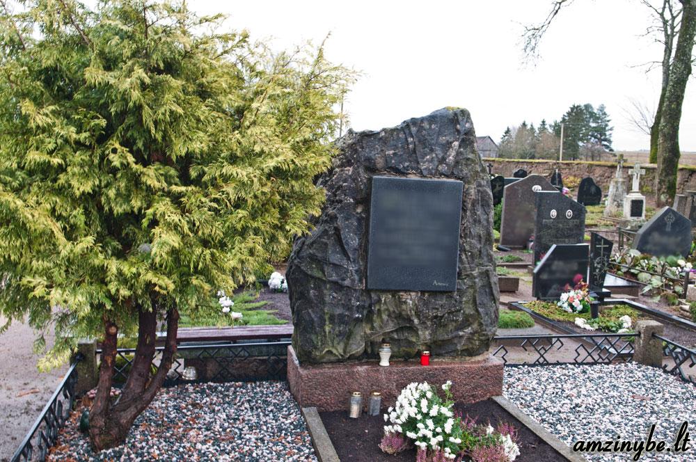 Salantų kapinės 017