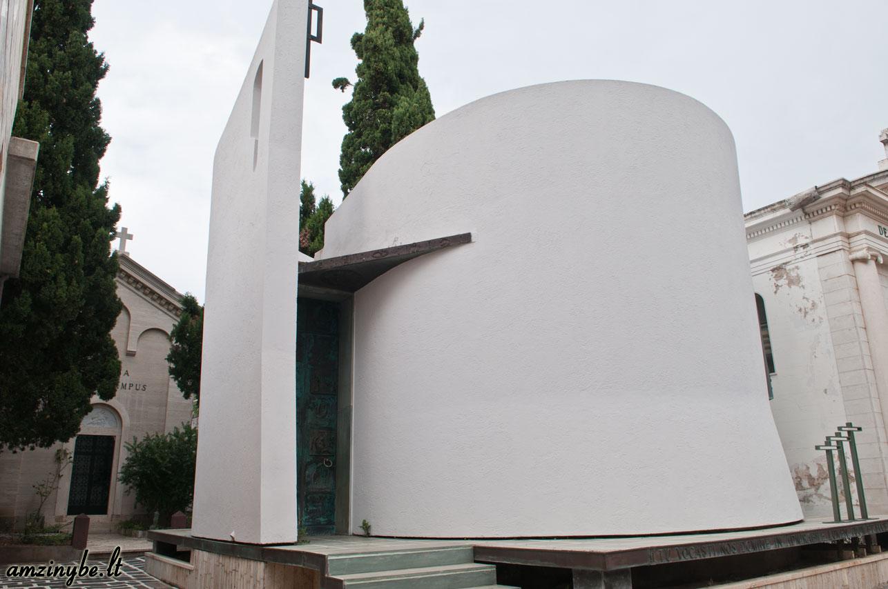 Sardinijos salos kapinės, Italija - 006