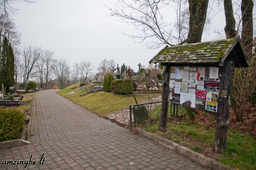 Žemaičių Kalvarijos kapinės - 001