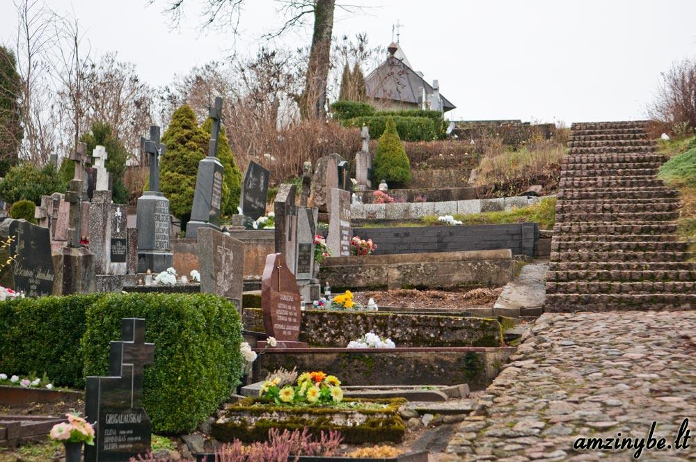 Žemaičių Kalvarijos kapinės - 003
