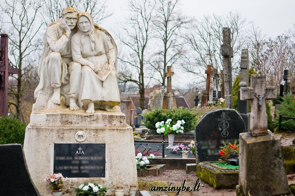 Žemaičių Kalvarijos kapinės - 004