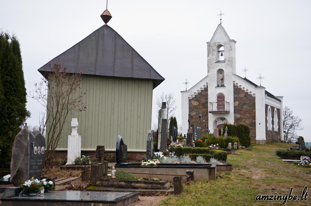 Žemaičių Kalvarijos kapinės - 005
