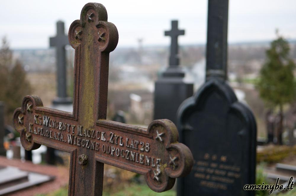 Žemaičių Kalvarijos kapinės - 009