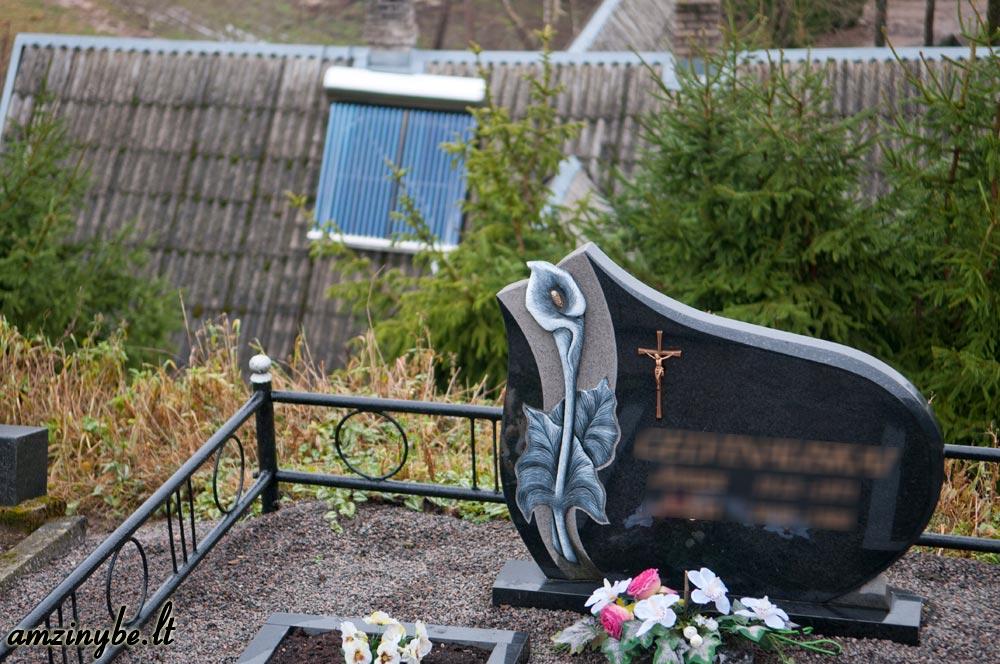 Žemaičių Kalvarijos kapinės - 012