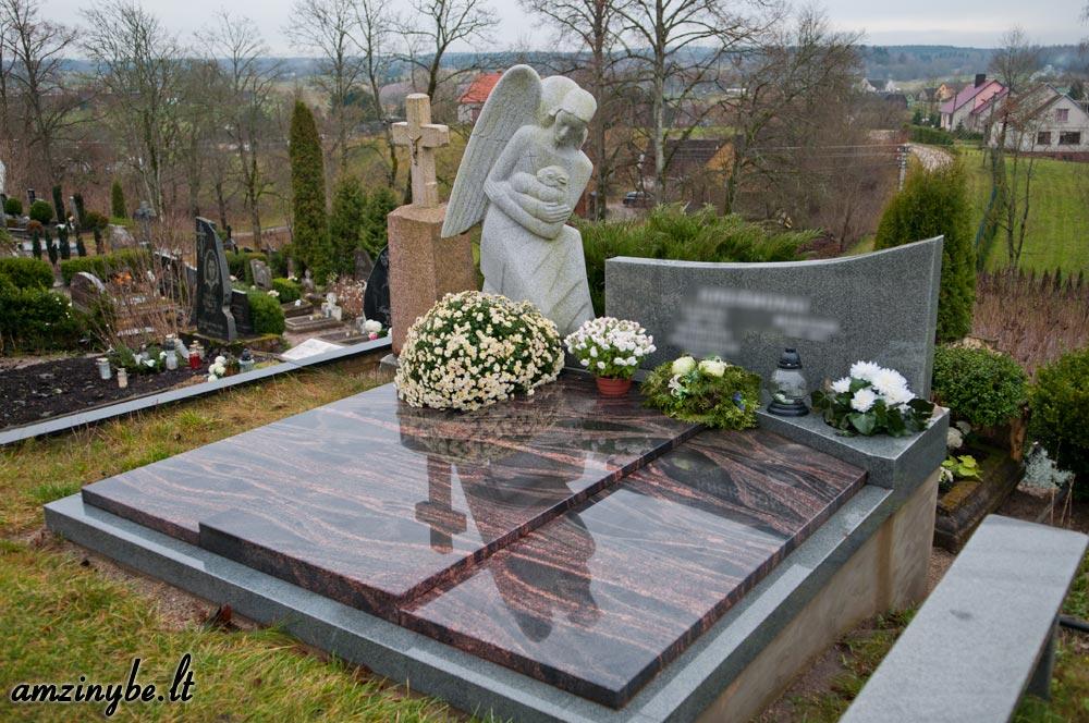 Žemaičių Kalvarijos kapinės - 013